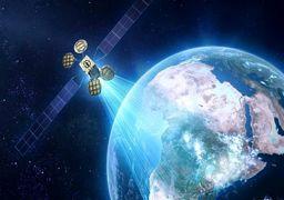یک قدم تا تحقق اینترنت ماهواره ایی