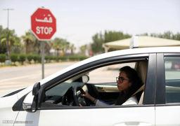 زنان در رانندگی در شرایط سخت بهتر از مردان هستند
