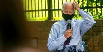 «جو بایدن» در انتخابات ۲۰۲۰ از ترامپ جلو افتاد