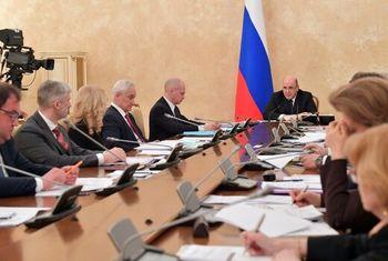 خانهتکانی در کابینه دولت روسیه