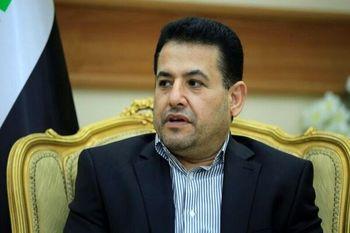 رایزنی مشاور امنیت ملی عراق با سفیر کویت در بغداد