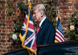 ترامپ: با بریتانیا قرارداد تجارت آزاد میبندیم