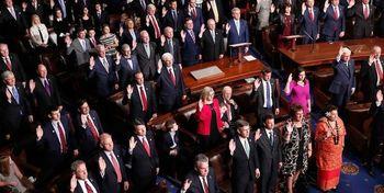 درخواست 56 نماینده کنگره برایتحریم تمام نظام مالی ایران