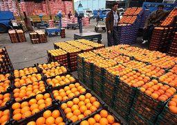 سیب و پرتقال تنظیم بازاری از فردا توزیع میشود