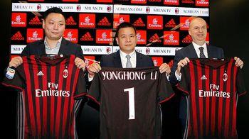 پایان دوران چینی ها در باشگاه میلان؛ آینده مبهم در انتظار روسونری