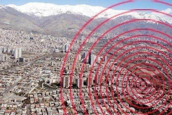 زلزله بیش از ۱۰۰۰ بار ایران را لرزاند