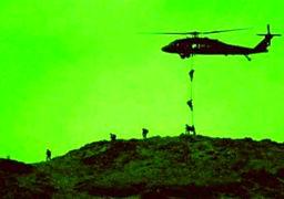 عملیات هلیبرن آمریکا برای انتقال داعشیها از دیرالزور