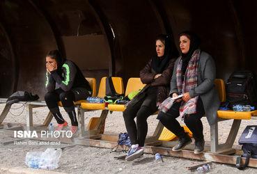 لیگ برتر فوتبال زنان؛ شهرداری بم و ذوبآهن اصفهان