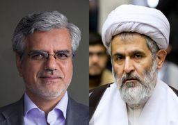 نامه محمود صادقی به رییس سازمان اطلاعات سپاه