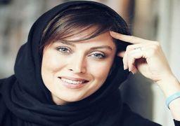 بازیگر زن سینمای ایران در فشن شوی کمپانی معروف جهان +عکس