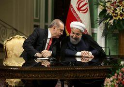 تحریمهای آمریکا، ایران و ترکیه را به هم نزدیک میکند