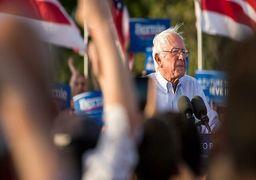 سندرز پس از ترخیص از بیمارستان: به زودی به رقابتهای انتخاباتی بر میگردم