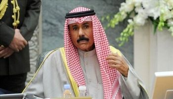پذیرفته نشدن استعفای دولت کویت از طرف امیر این کشور