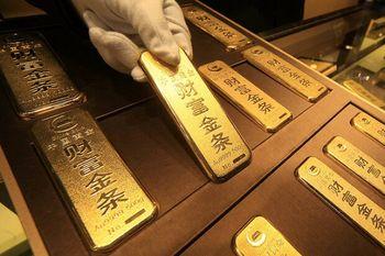 چین ذخایر طلای خود را حدود ۱۰۰ تن افزایش داد