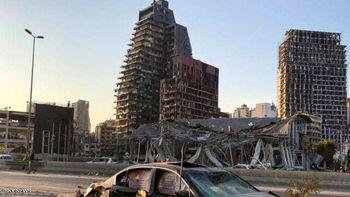 تصاویری متفاوت از بیروت قبل و بعد از انفجار