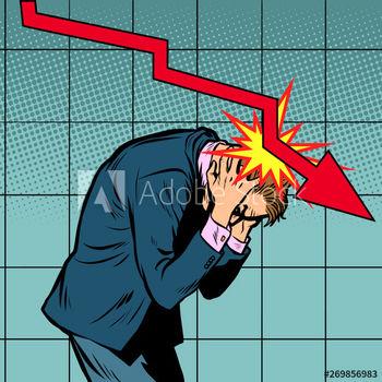 چهار دلیل ریزش بازار سهام؛ حرکت فواره شاخص بورس