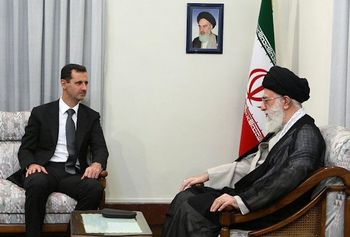 پیام کتبی مهم بشار اسد به رهبر انقلاب + متن کامل