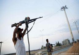 صدها کشته و زخمی در پی درگیریهای خونین در اطراف طرابلس