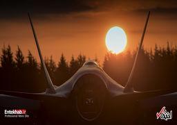 تصاویر منتخب نیروی هوایی آمریکا در هفتهای که گذشت