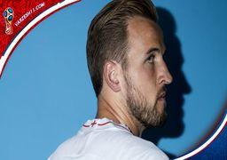 ستاره تیم انگلیس و همسرش در آغوش دیوید بکام +عکس
