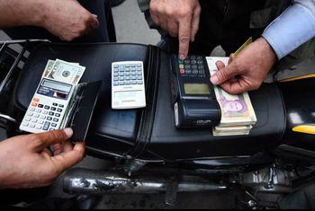 تعویق اصلاح در بازار دلار + جدول ونمودار