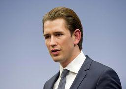 صدر اعظم اتریش: مصمم به ایستادگی در برابر برجامستیزی آمریکا هستیم