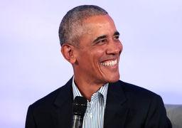 اوباما سکوتش را شکست