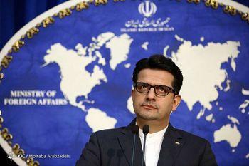 واکنش تند سخنگوی وزارت خارجه به ادعای آمریکا