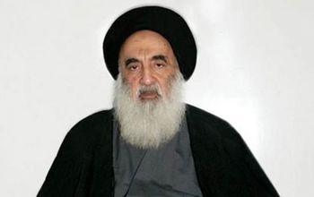 واکنش آیتالله سیستانی درباره حمله آمریکا به مواضع حشدالشعبی