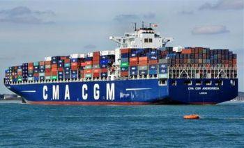 حمل کالای دریایی ایران در سال جاری چقدر درآمد داشت؟