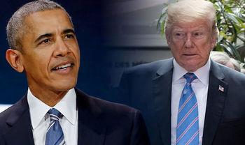 رقابت اوباما و ترامپ در انتخابات بعدی