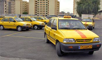 بزودی؛ پرداخت کرایه تاکسی با موبایل در تهران