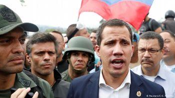 کودتا در کاراکاس؛ دولت مادورو خطاب به گوایدو: «این گروه کوچک را خنثی میکنیم»