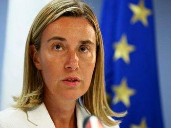 موگرینی: اتحادیه اروپا مصمم به اجرای کامل برجام است