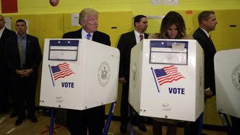 اعلام زمان و مکان رای دادن ترامپ برای انتخابات ریاست جمهوری