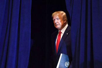 نیویورکتایمز با انتشاراسنادی زهر خود را به ترامپ ریخت