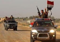ارتش عراق کنترل سنجار را درست گرفت