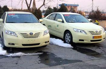 آغاز طرح نوسازی ناوگان فرسوده تاکسی با سطح آلایندگی یورو۵