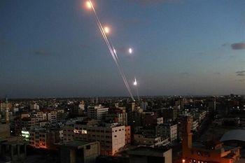 نمیتوانیم با شلیک هزاران موشک به صورت روزانه رو به رو شویم