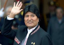 رئیسجمهور بولیوی: اعمال تحریمها علیه ایران را محکوم میکنیم