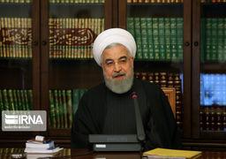 گزارش روحانی به ملت درباره کرونا: همه موظف به اطاعت از دستورات ستاد ملی مبارزه با کرونا هستند/ توطئه دشمن برای تعطیلی کشور