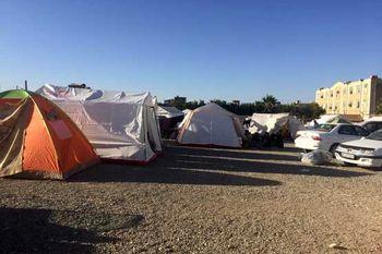 واکنش هلال احمر به انتقاد علی ضیا از نحوه امدادرسانی در زلزله کرمانشاه + عکس