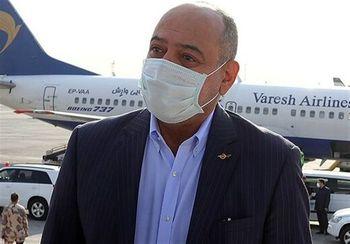خبر رییس سازمان هواپیمایی از مذاکره برای افزایش پروازها به اروپا