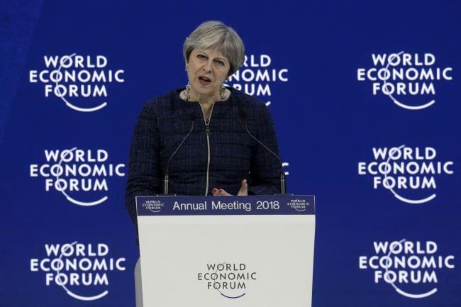 نخست وزیر انگلیس یه صف مخالفان تلگرام پیوست