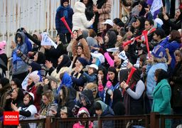 امکان حضور زنان در ۱۰ استادیوم کشور