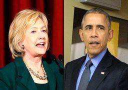 اطلاعیه سیا درباره بستههای مشکوک منازل اوباما و کلینتون