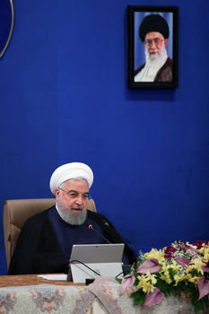 هشدار روحانی به قمار سیاسی آمریکا