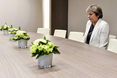 3 سال نخستوزیری «ترزا می» به روایت تصویر