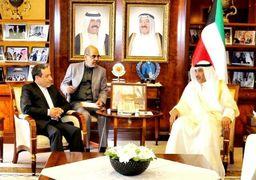 عراقچی و وزیرخارجه کویت دیدار کردند