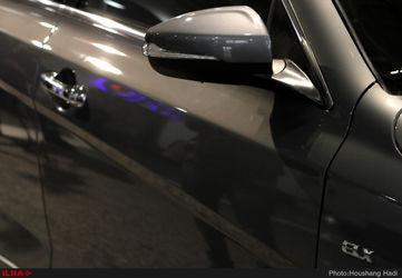 رونمایی از دو محصول جدید ایران خودرو